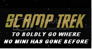 Some stuff I've done, feel free to use! SCAMPTREK