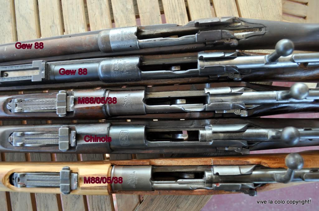 Le G88 Kommission Gewehr DSC_0450