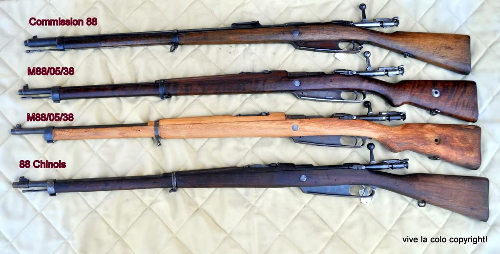 Le G88 Kommission Gewehr DSC_0459