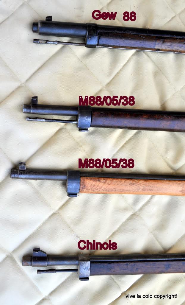 Le G88 Kommission Gewehr DSC_0462