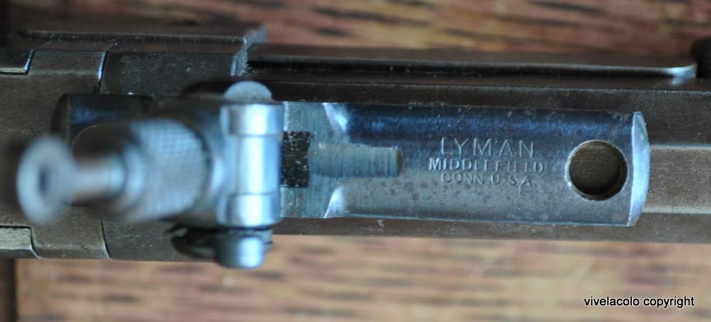 Dioptre Lyman sur Winchester 94 DSC_0570