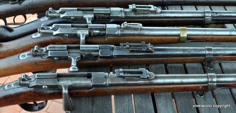24  fusils qui venaient de Kaboul. DSC_0673