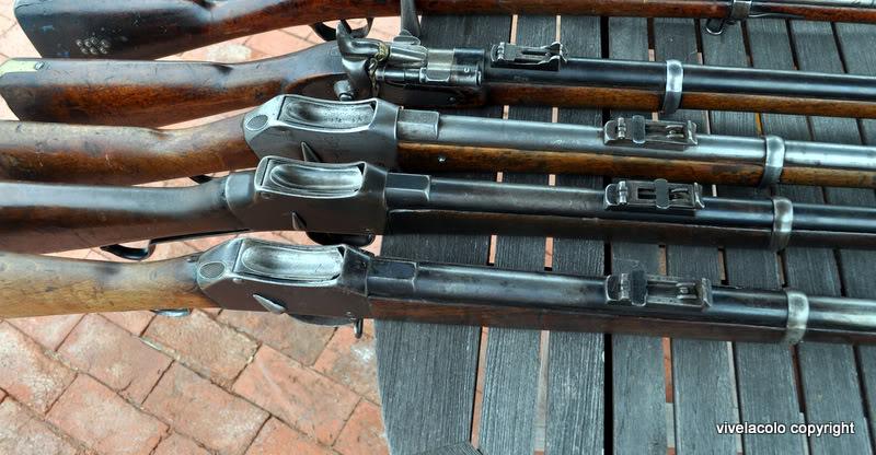 24  fusils qui venaient de Kaboul. DSC_0682-1