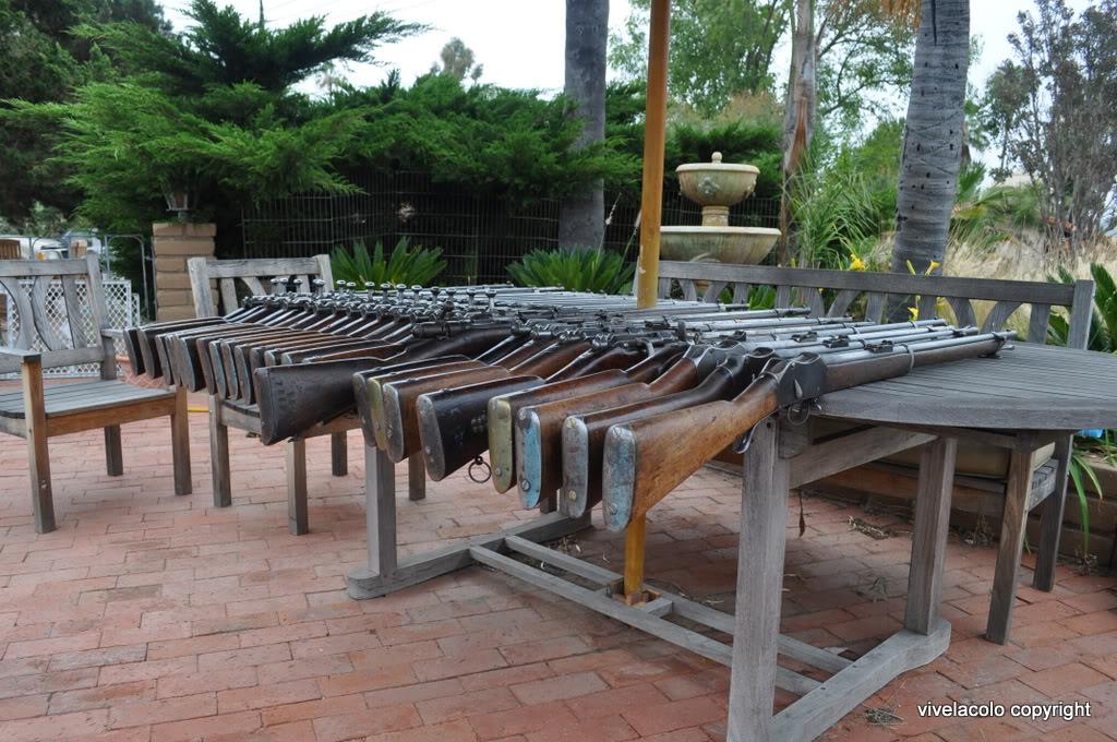 24  fusils qui venaient de Kaboul. DSC_0684