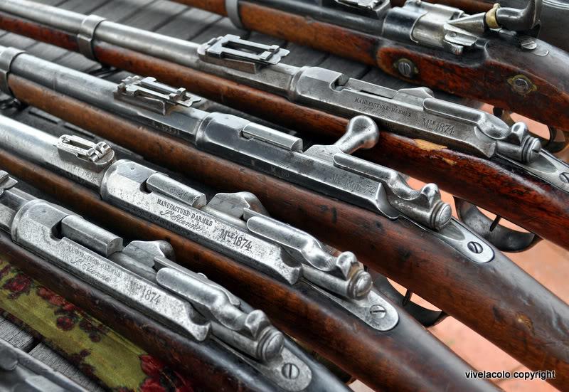 24  fusils qui venaient de Kaboul. DSC_0691-1