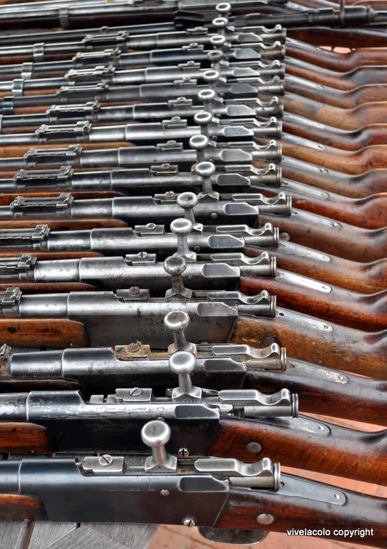 24  fusils qui venaient de Kaboul. DSC_0698-2