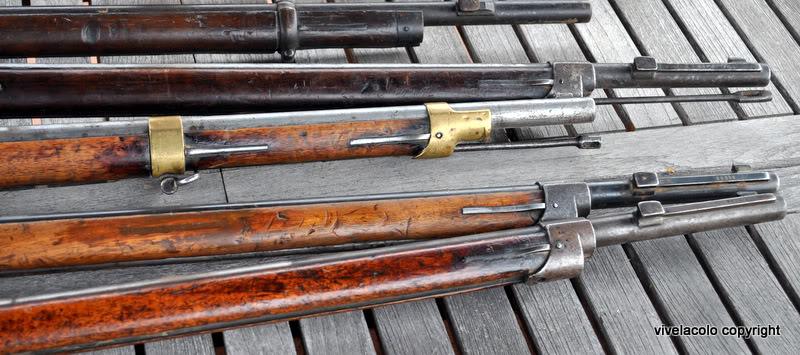 24  fusils qui venaient de Kaboul. DSC_0702-2