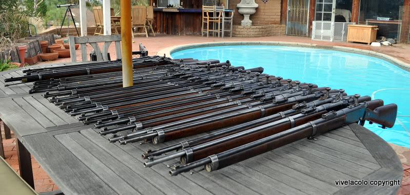 24  fusils qui venaient de Kaboul. DSC_0707-1