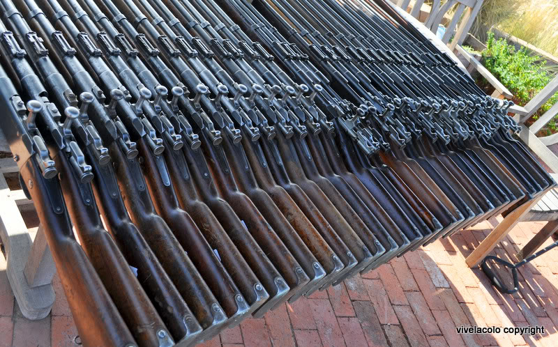 24  fusils qui venaient de Kaboul. DSC_0724-3