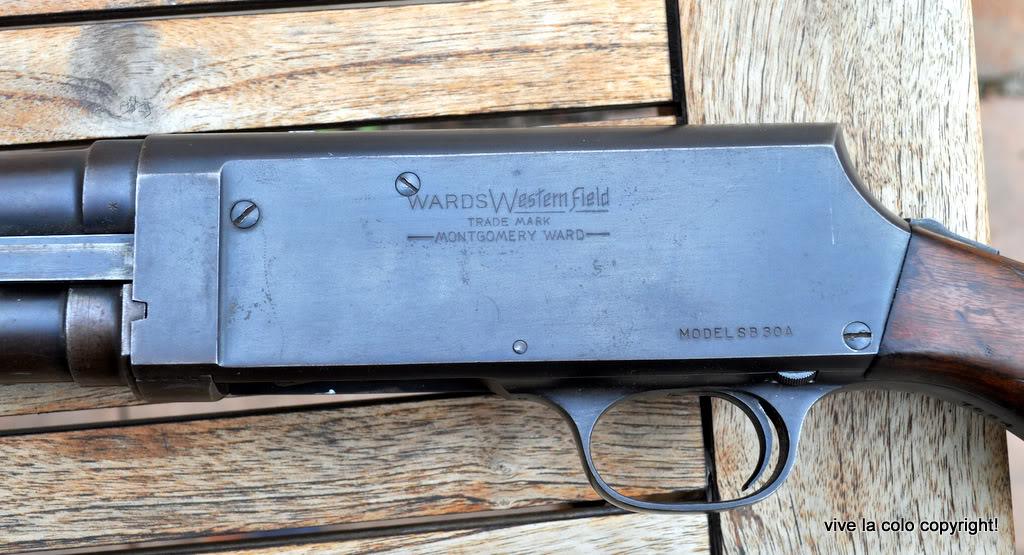Winchester M1897 Trench Gun - Page 2 DSC_0727