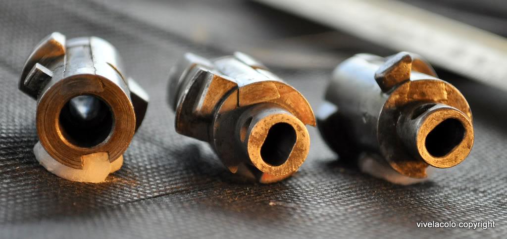 extracteur du lebel cassé au tir ce matin les boules  DSC_0885-1