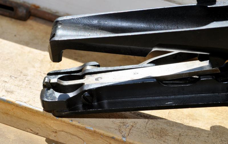petit problème mécanique auget fusil LEBEL DSC_0612