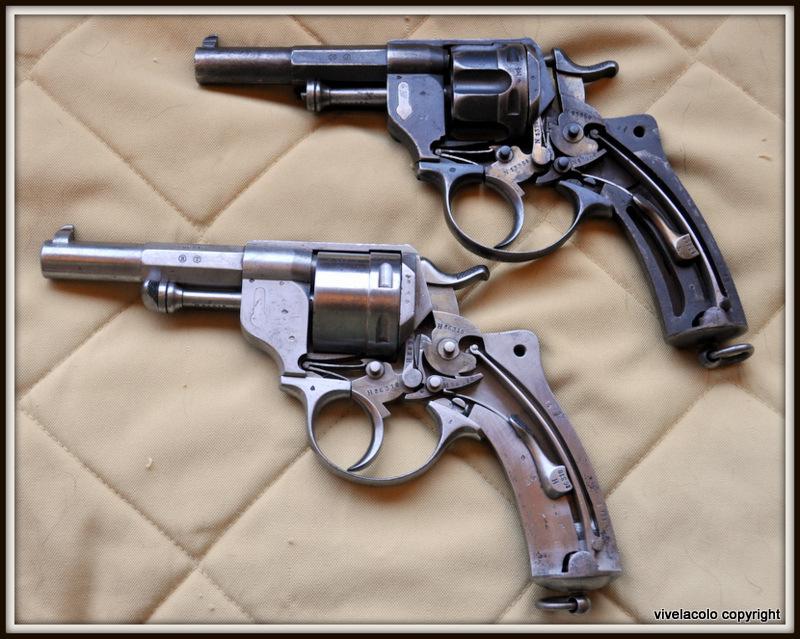 Revolver civil 1873.Barillet non cannele. DSC_0751