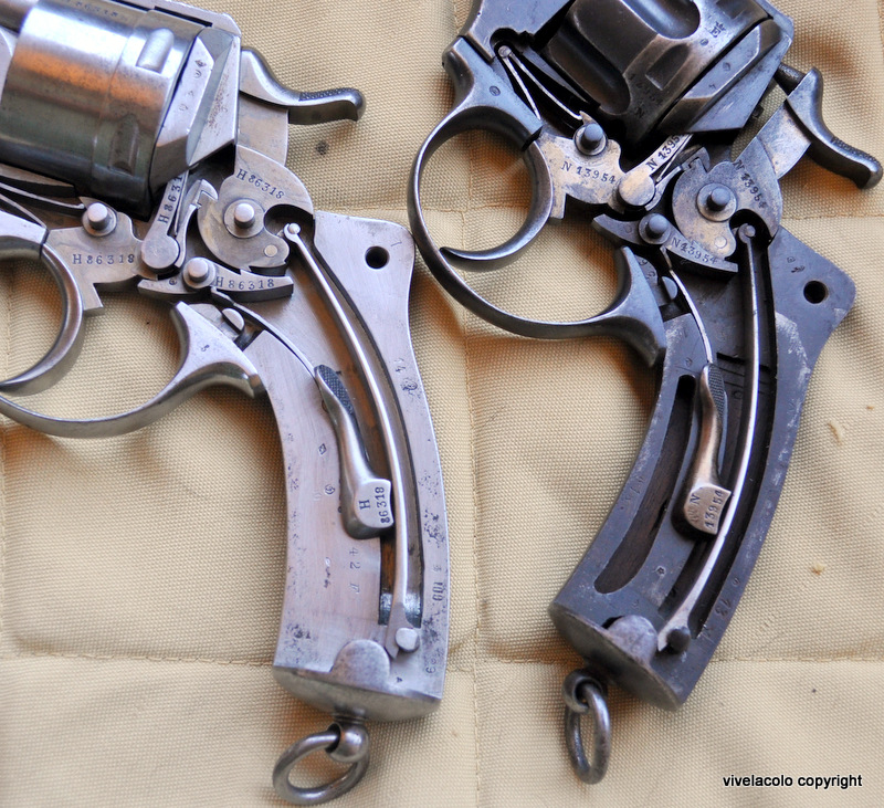 Revolver civil 1873.Barillet non cannele. DSC_0755