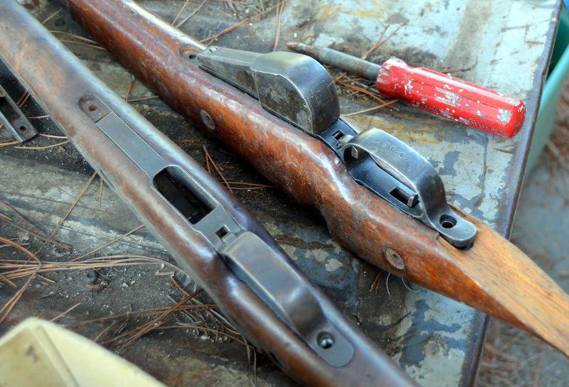 mousqueton Berthier?? de la manu.d'armes de chatellraut DSC_0021