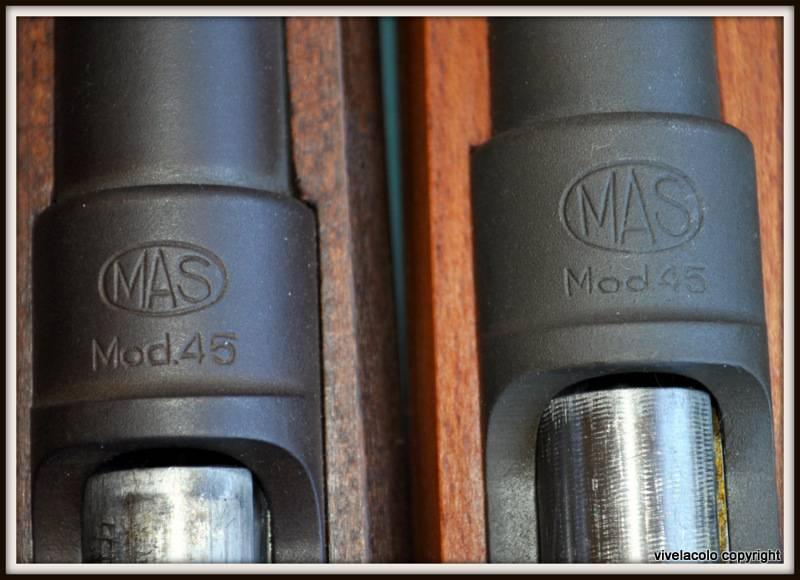 Plaque de couche sur les MAS45 DSC_0514