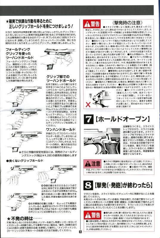 KSC Beretta M93R  KSC_M93R005