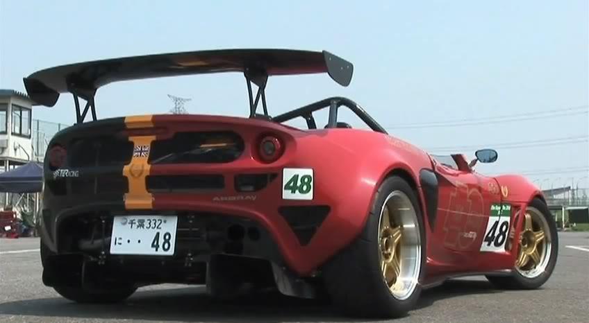 Classifica Tsukuba Tuner Lotus giapponesi 712231