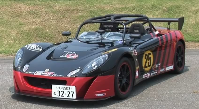 Classifica Tsukuba Tuner Lotus giapponesi 92ElevenDenag