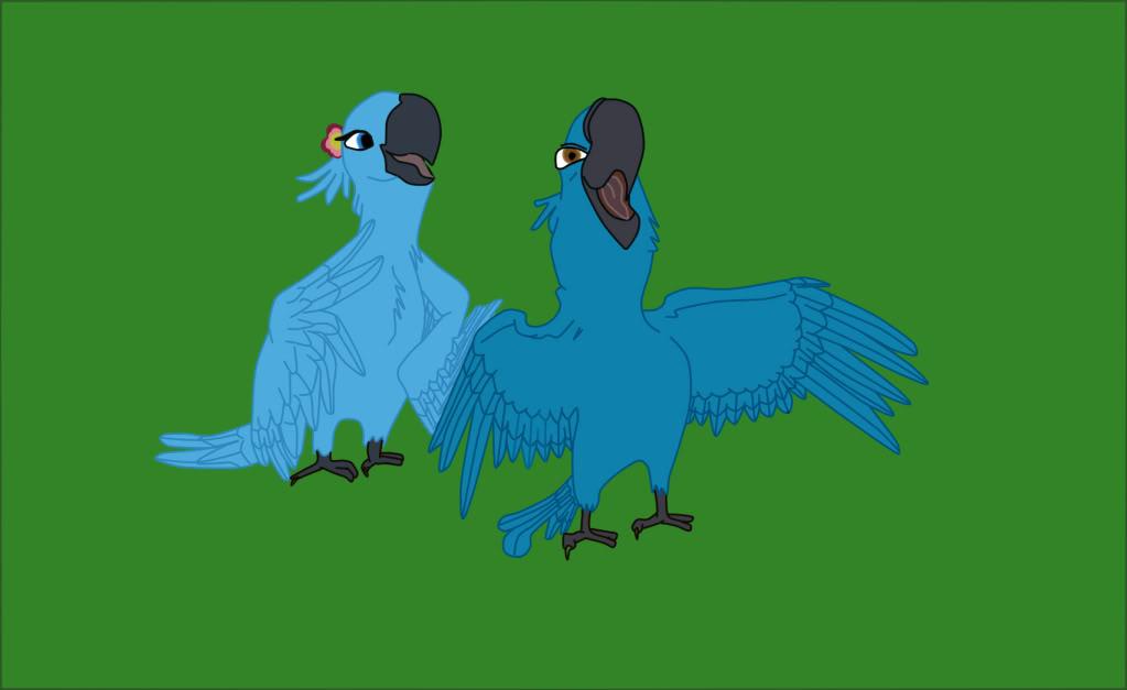 Galería de dibujos de Kivana - Página 2 Blueyperla