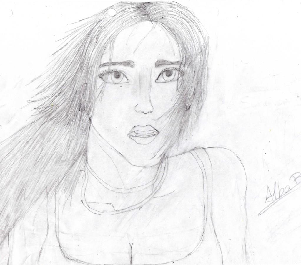 Galería de dibujos de Kivana - Página 3 LaraCroft006