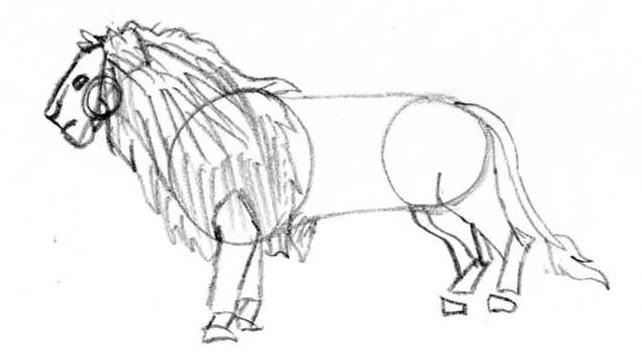 Galería de dibujos de Kivana - Página 2 Leon-2