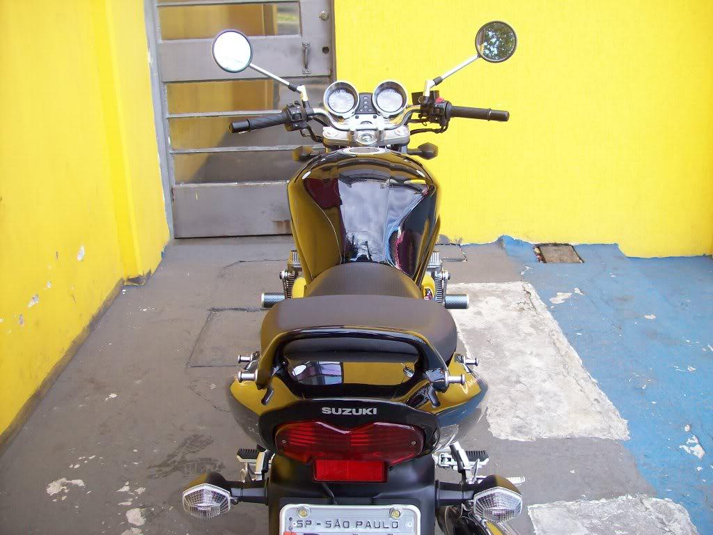Chegando e me apresentando - Roger Bandit600011