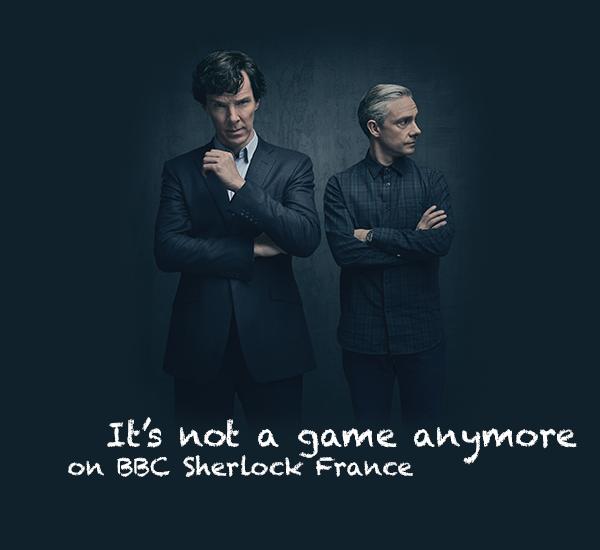 BBC Sherlock France