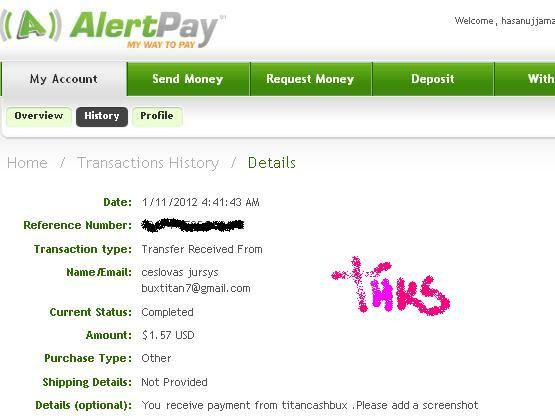 my 9th payment Ttn-2