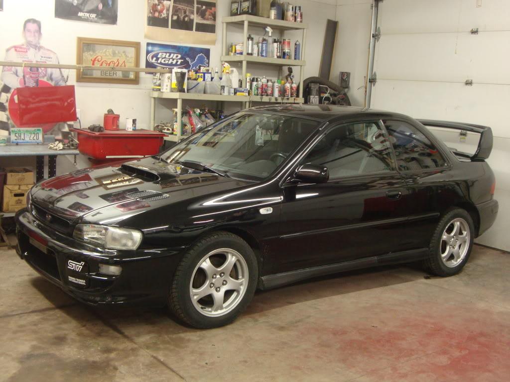 Bryton's 99 Subaru 2.5rs DSC05409