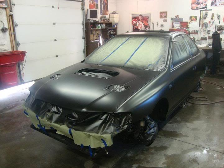 Bryton's 99 Subaru 2.5rs Base