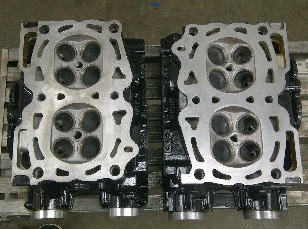 Bryton's 99 Subaru 2.5rs Heads