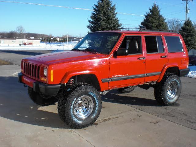 Bryton's 99 Subaru 2.5rs Jeep