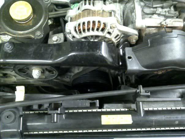 Bryton's 99 Subaru 2.5rs Krak