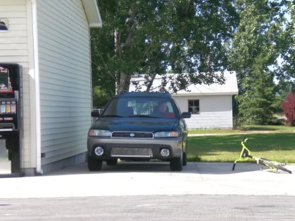 Bryton's 99 Subaru 2.5rs Outback