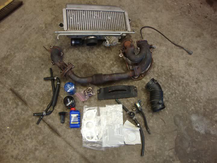 Bryton's 99 Subaru 2.5rs Photo2