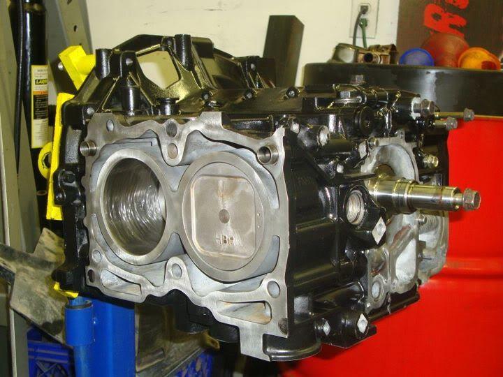 Bryton's 99 Subaru 2.5rs Pistonsin