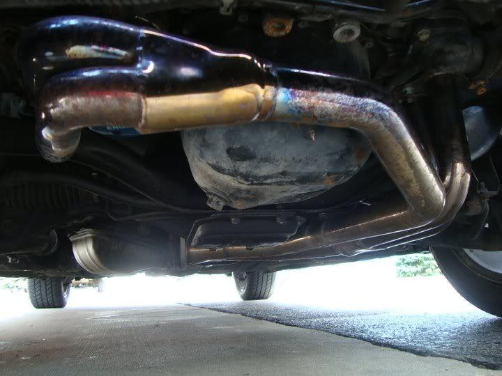 Bryton's 99 Subaru 2.5rs Header