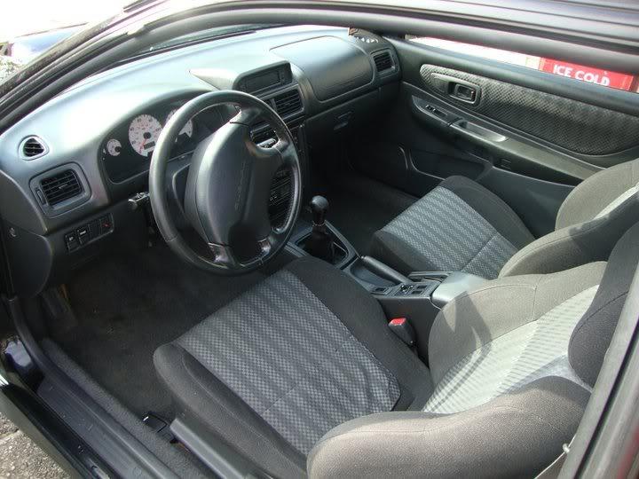 Bryton's 99 Subaru 2.5rs Myinterior-1