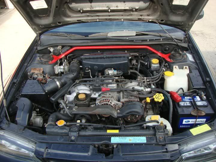 Bryton's 99 Subaru 2.5rs Mymotor