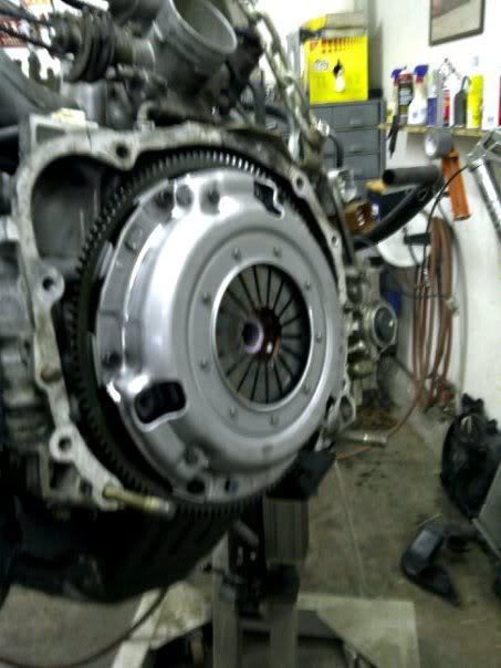 Bryton's 99 Subaru 2.5rs Newclutch