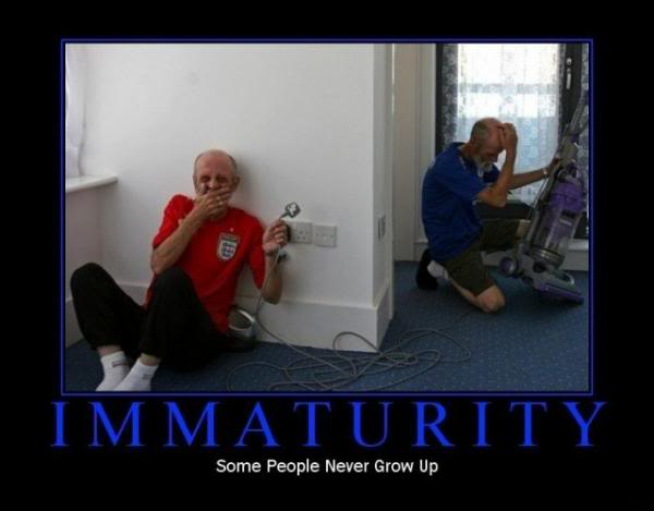 Watch-U-Got On 12/3/11 Immaturity