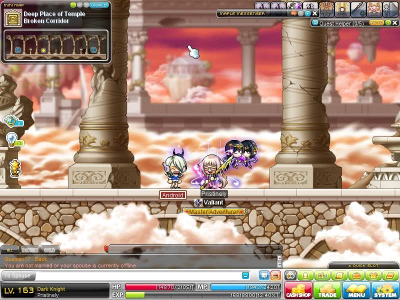 completed temple of time quests Maple0006