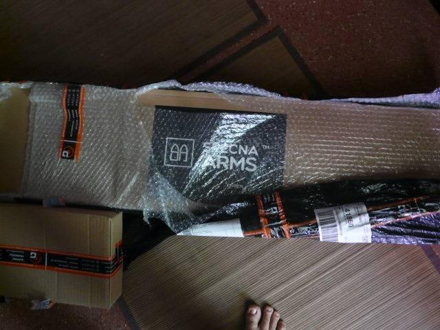 SPECNA ARMS review M16A4 P1140002