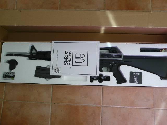 SPECNA ARMS review M16A4 P1140003