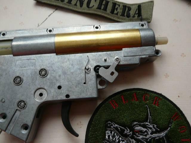 SPECNA ARMS review M16A4 P1140029