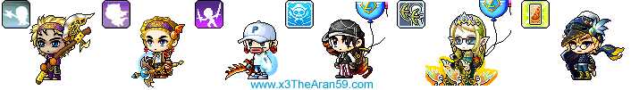 [RED] MapleStory Training Spot Ed7ea393