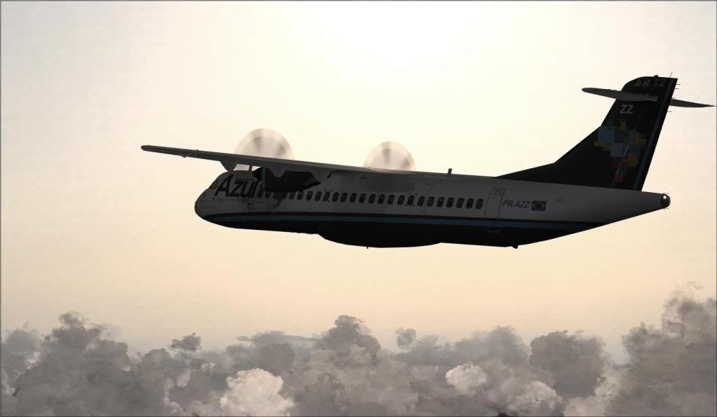 Algumas com o ATR-72 Fs92011-11-1917-39-23-04