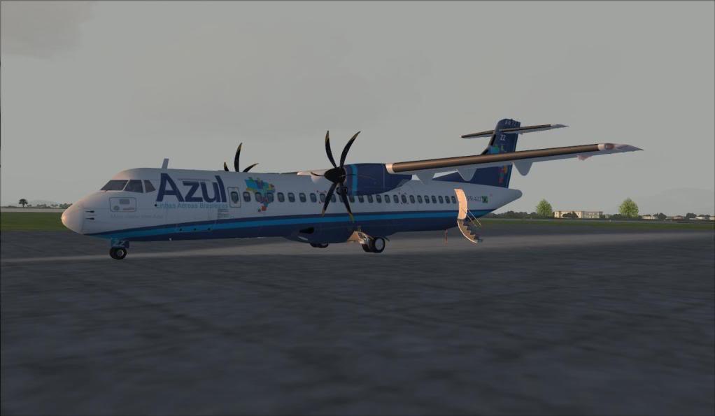 Algumas com o ATR-72 Fs92011-11-1918-35-29-05