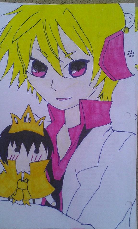 Mori-chan's Drawing Corner DELIC3-2
